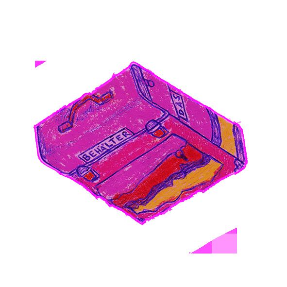 ranzenbehälter